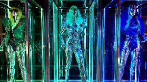 Haus of Gaga Fashion Exhibition Opens in Las Vegas | Billboard News [Video]