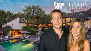 Brad and Jen's love nest lists for $49M [Video]