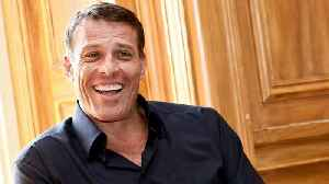 Tony Robbins' Book Pulled By His Publisher [Video]