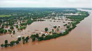 Oklahoma Faces High Risk Of Flooding Following Heavy Storms [Video]