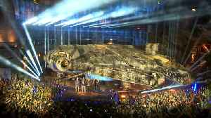 'Star Wars' Galaxy's Edge Opening Ceremony [Video]
