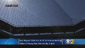 Fans Call For MLB To Extend Netting Following Incident In Cubs Astros Game Wednesday Night [Video]