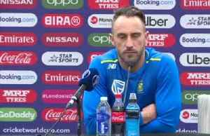 South Africa outplayed but not downbeat - Du Plessis [Video]