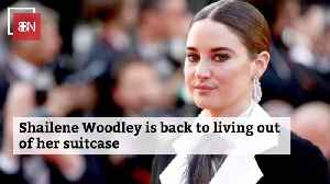 Shailene Woodley Shares Her Travel Adventures [Video]