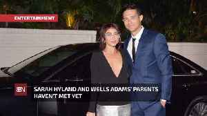 This Celebrity Couple Haven't Involved Their Parents Yet [Video]