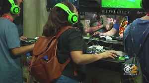 News video: Video Game Addiction A Growing Concern
