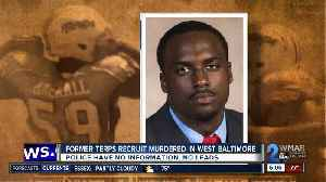 Former Terps recruit murdered in West Baltimore [Video]