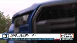 Behind the Wheel: Ford F-150 Raptor [Video]