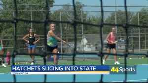 Washington Girls Tennis Making History With First State Appearance [Video]