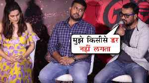 Anurag Kashyap REACTS On BJP Supporters Threatening His Daughter | Game Over Trailer Launch [Video]