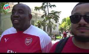 Arsenal 1 Chelsea 4, Final Day Vlog | 2600 Miles In Vain! [Video]