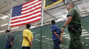 Too Many Children Are Being Held Too Long In Overcrowded US Border Patrol Facilities [Video]