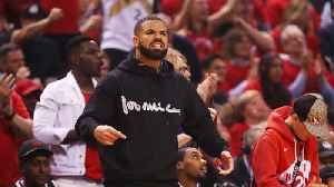NBA spoke with Raptors about Drake's sideline behaviour [Video]