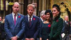 Harry and Meghan to Split from Charity Shared with William and Kate? [Video]