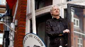Julian Assange Shows 'Symptoms Of Psychological Torture' [Video]