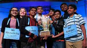 The National Spelling Bee Ends With 8 Winners [Video]