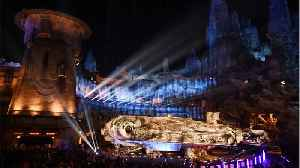 Star Wars: Galaxy's Edge Opening Day [Video]