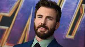 Captain America Star Chris Evans' Shares First Headshot [Video]