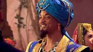 Disney's Aladdin with Will Smith - Inside the Lamp [Video]