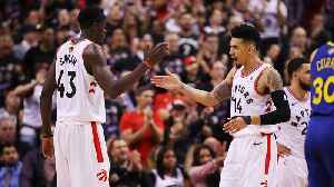 Can Pascal Siakam, Raptors' Role Players Keep Up Success Against Warriors? [Video]