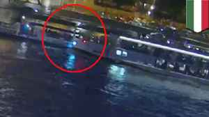 7 dead, 21 missing after tour boat capsizes in Budapest [Video]
