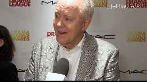 A LifeMinute with John Lithgow: The Actor Discusses His Latest Projects [Video]