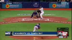 Austin Meadows drives in 4 runs as the streaking Tampa Bay Rays pound the Minnesota Twins 14-3 [Video]