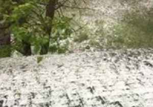 Storm Brings 'Intense' Hail to Grand Canyon's South Rim [Video]