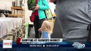 Consumer Reports: Don't get sick at the farmers market [Video]