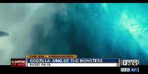 Film critic Josh Bell reviews Godzilla: King of Monsters and Rocketman [Video]