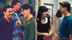'Beverly Hills, 90210' to 'Boy Meets World': TV Stars Reveal Favorite Show as a Teen | Supporting Actor [Video]