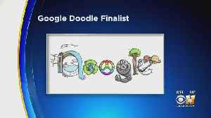 North Texas Student Is Google Doodle Finalist [Video]
