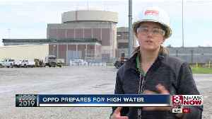 OPPD Prepares for High Water [Video]