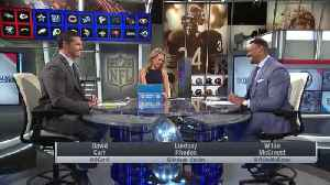 Biggest beneficiaries of New York Jets running back Le'Veon Bell, Oakland Raiders wide receiver Antonio Brown departures? [Video]