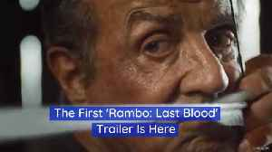 The Last Rambo Movie Will Be Hitting Theaters Soon [Video]