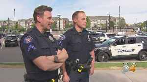 Aurora Police Officers Recognized For Saving Family From Burning Home [Video]