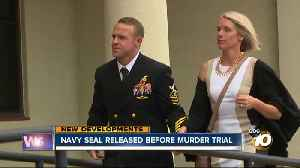 Military judge releases Navy SEAL accused of murder before his trial [Video]