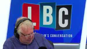Nick Ferrari Finds Out: Who On Earth Is Mark Harper? [Video]