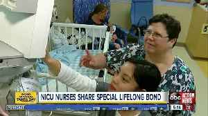 Johns Hopkins nurses share remarkable lifelong bond [Video]