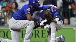 Baseball Hits Child In The Stands During Chicago Cubs Game [Video]