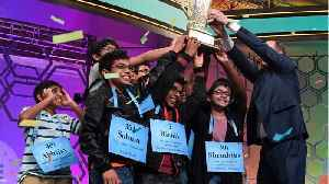 8 Kids Named Spelling Bee Co-Champs [Video]