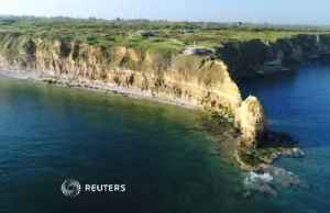 Drone footage of key D-Day locations to mark 75th anniversary [Video]