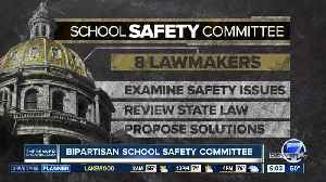 Bipartisan school safety committee could help increase school safety [Video]