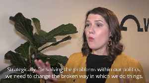 Jo Swinson calls for reforms as key part of any coalition talks [Video]
