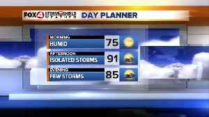 FORECAST: Hot and humid in SWFL [Video]