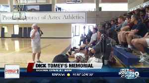 Dick Tomey memorial preview [Video]