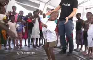 Orlando Bloom takes his humanitarian efforts to Mozambique [Video]