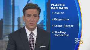 3 Jersey Shore Towns To Ban Plastic Bags Starting This Weekend [Video]