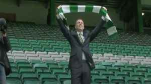 Neil Lennon appointed Celtic manager for the second time [Video]