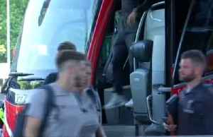Liverpool arrive in Madrid for Champions League final [Video]